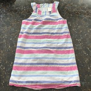 Gymboree Girls Stipped Dress
